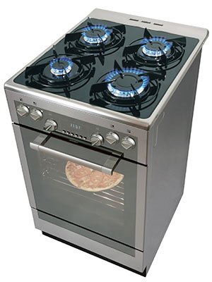 San Francisco range-stove repair service